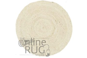 Polo Bleach Jute Round
